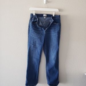 J.crew jeans billie demi crop